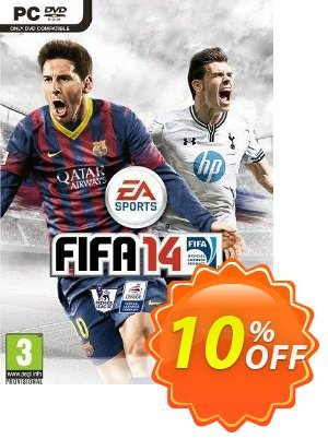 FIFA 14 (PC) discount coupon FIFA 14 (PC) Deal - FIFA 14 (PC) Exclusive Easter Sale offer for iVoicesoft