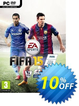 FIFA 15 PC + 15 FUT Gold Sets 優惠券,折扣碼 FIFA 15 PC + 15 FUT Gold Sets Deal,促銷代碼: FIFA 15 PC + 15 FUT Gold Sets Exclusive Easter Sale offer for iVoicesoft