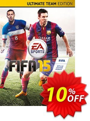 FIFA 15 Ultimate Team Edition PC 프로모션 코드 FIFA 15 Ultimate Team Edition PC Deal 프로모션: FIFA 15 Ultimate Team Edition PC Exclusive Easter Sale offer for iVoicesoft