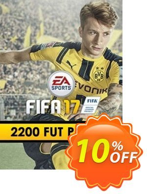 FIFA 17: 2200 FUT Points PC 프로모션 코드 FIFA 17: 2200 FUT Points PC Deal 프로모션: FIFA 17: 2200 FUT Points PC Exclusive Easter Sale offer for iVoicesoft