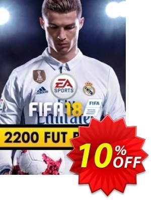 FIFA 18 - 2200 FUT Points PC discount coupon FIFA 18 - 2200 FUT Points PC Deal - FIFA 18 - 2200 FUT Points PC Exclusive Easter Sale offer for iVoicesoft