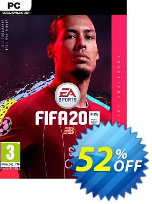 FIFA 20: Champions Edition PC discount coupon FIFA 20: Champions Edition PC Deal - FIFA 20: Champions Edition PC Exclusive Easter Sale offer for iVoicesoft