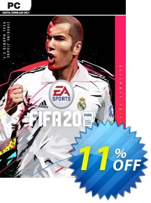 FIFA 20: Ultimate Edition PC discount coupon FIFA 20: Ultimate Edition PC Deal - FIFA 20: Ultimate Edition PC Exclusive Easter Sale offer for iVoicesoft