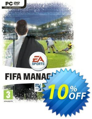 FIFA Manager 10 (PC) discount coupon FIFA Manager 10 (PC) Deal - FIFA Manager 10 (PC) Exclusive Easter Sale offer for iVoicesoft