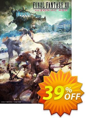 Final Fantasy XII: The Zodiac Age PC 프로모션 코드 Final Fantasy XII: The Zodiac Age PC Deal 프로모션: Final Fantasy XII: The Zodiac Age PC Exclusive Easter Sale offer for iVoicesoft