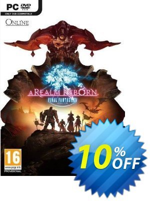 Final Fantasy XIV 14: A Realm Reborn PC discount coupon Final Fantasy XIV 14: A Realm Reborn PC Deal - Final Fantasy XIV 14: A Realm Reborn PC Exclusive Easter Sale offer for iVoicesoft