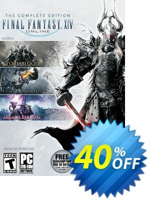 Final Fantasy XIV 14: Online Complete Edition PC discount coupon Final Fantasy XIV 14: Online Complete Edition PC Deal - Final Fantasy XIV 14: Online Complete Edition PC Exclusive Easter Sale offer for iVoicesoft