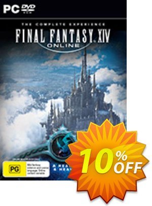 Final Fantasy XIV 14: Online PC 프로모션 코드 Final Fantasy XIV 14: Online PC Deal 프로모션: Final Fantasy XIV 14: Online PC Exclusive Easter Sale offer for iVoicesoft