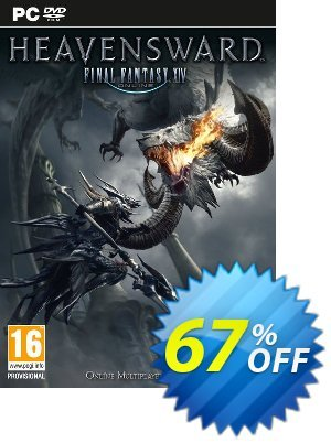 Final Fantasy XIV: Heavensward PC discount coupon Final Fantasy XIV: Heavensward PC Deal - Final Fantasy XIV: Heavensward PC Exclusive Easter Sale offer for iVoicesoft