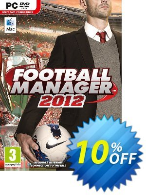 Football Manager 2012 PC/Mac 優惠券,折扣碼 Football Manager 2012 PC/Mac Deal,促銷代碼: Football Manager 2012 PC/Mac Exclusive Easter Sale offer for iVoicesoft
