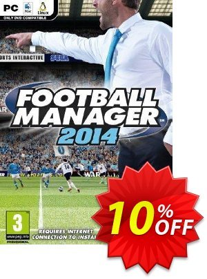Football Manager 2014 PC discount coupon Football Manager 2014 PC Deal - Football Manager 2014 PC Exclusive Easter Sale offer for iVoicesoft