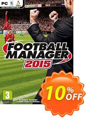Football Manager 2015 inc. Beta PC/Mac discount coupon Football Manager 2015 inc. Beta PC/Mac Deal - Football Manager 2015 inc. Beta PC/Mac Exclusive Easter Sale offer for iVoicesoft