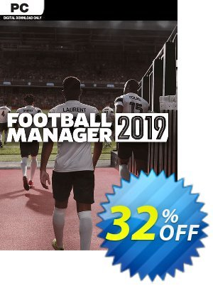 Football Manager (FM) 2019 inc BETA PC discount coupon Football Manager (FM) 2019 inc BETA PC Deal - Football Manager (FM) 2019 inc BETA PC Exclusive Easter Sale offer for iVoicesoft