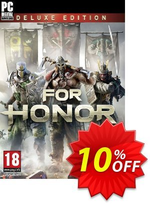 For Honor Deluxe Edition PC 프로모션 코드 For Honor Deluxe Edition PC Deal 프로모션: For Honor Deluxe Edition PC Exclusive Easter Sale offer for iVoicesoft