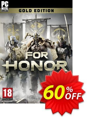 For Honor Gold Edition PC 優惠券,折扣碼 For Honor Gold Edition PC Deal,促銷代碼: For Honor Gold Edition PC Exclusive Easter Sale offer for iVoicesoft