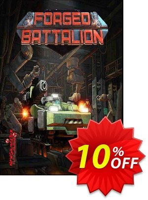 Forged Battalion PC discount coupon Forged Battalion PC Deal - Forged Battalion PC Exclusive Easter Sale offer for iVoicesoft