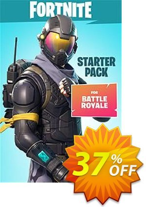 Fortnite Battle Royale Starter Pack PC discount coupon Fortnite Battle Royale Starter Pack PC Deal - Fortnite Battle Royale Starter Pack PC Exclusive Easter Sale offer for iVoicesoft