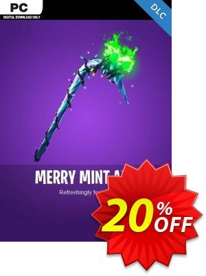 Fortnite Merry Mint Pick Axe PC 프로모션 코드 Fortnite Merry Mint Pick Axe PC Deal 프로모션: Fortnite Merry Mint Pick Axe PC Exclusive Easter Sale offer for iVoicesoft