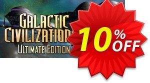 Galactic Civilizations I Ultimate Edition PC 優惠券,折扣碼 Galactic Civilizations I Ultimate Edition PC Deal,促銷代碼: Galactic Civilizations I Ultimate Edition PC Exclusive Easter Sale offer for iVoicesoft