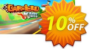 Garfield Kart PC 프로모션 코드 Garfield Kart PC Deal 프로모션: Garfield Kart PC Exclusive Easter Sale offer for iVoicesoft