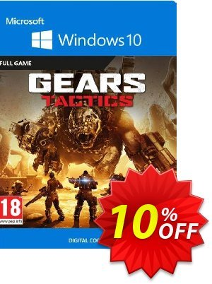 Gears Tactics - Windows 10 PC discount coupon Gears Tactics - Windows 10 PC Deal - Gears Tactics - Windows 10 PC Exclusive Easter Sale offer for iVoicesoft