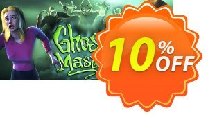 Ghost Master PC 優惠券,折扣碼 Ghost Master PC Deal,促銷代碼: Ghost Master PC Exclusive Easter Sale offer for iVoicesoft