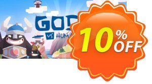 Gods vs Humans PC 프로모션 코드 Gods vs Humans PC Deal 프로모션: Gods vs Humans PC Exclusive Easter Sale offer for iVoicesoft