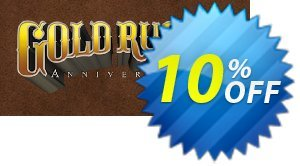 Gold Rush! Anniversary PC discount coupon Gold Rush! Anniversary PC Deal - Gold Rush! Anniversary PC Exclusive Easter Sale offer for iVoicesoft