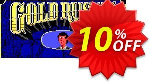 Gold Rush! Classic PC 프로모션 코드 Gold Rush! Classic PC Deal 프로모션: Gold Rush! Classic PC Exclusive Easter Sale offer for iVoicesoft