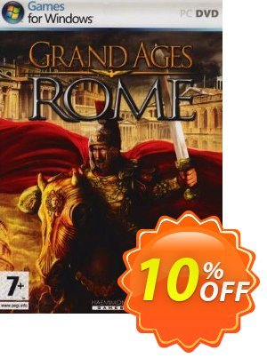 Grand Ages Rome (PC ) 프로모션 코드 Grand Ages Rome (PC ) Deal 프로모션: Grand Ages Rome (PC ) Exclusive Easter Sale offer for iVoicesoft