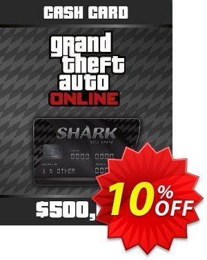 Grand Theft Auto Online (GTA V 5): Bull Shark Cash Card PC discount coupon Grand Theft Auto Online (GTA V 5): Bull Shark Cash Card PC Deal - Grand Theft Auto Online (GTA V 5): Bull Shark Cash Card PC Exclusive Easter Sale offer for iVoicesoft