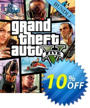 Grand Theft Auto V 5 - Megalodon Shark Card Bundle PC discount coupon Grand Theft Auto V 5 - Megalodon Shark Card Bundle PC Deal - Grand Theft Auto V 5 - Megalodon Shark Card Bundle PC Exclusive Easter Sale offer for iVoicesoft