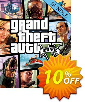 Grand Theft Auto V 5 - Whale Shark Card Bundle PC discount coupon Grand Theft Auto V 5 - Whale Shark Card Bundle PC Deal - Grand Theft Auto V 5 - Whale Shark Card Bundle PC Exclusive Easter Sale offer for iVoicesoft