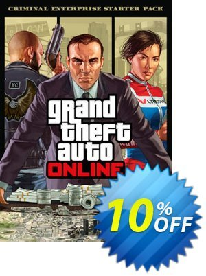Grand Theft Auto V PC - Criminal Enterprise Starter Pack discount coupon Grand Theft Auto V PC - Criminal Enterprise Starter Pack Deal - Grand Theft Auto V PC - Criminal Enterprise Starter Pack Exclusive Easter Sale offer for iVoicesoft