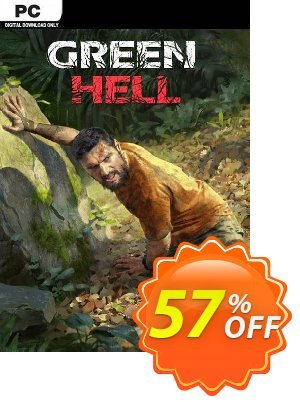 Green Hell PC discount coupon Green Hell PC Deal - Green Hell PC Exclusive Easter Sale offer for iVoicesoft