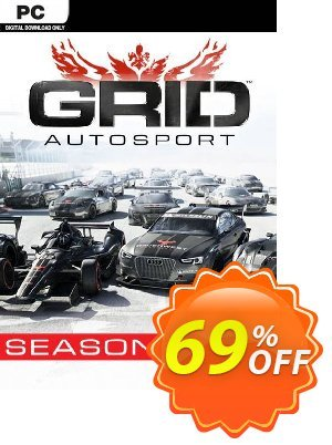 Grid Autosport Season Pass PC discount coupon Grid Autosport Season Pass PC Deal - Grid Autosport Season Pass PC Exclusive Easter Sale offer for iVoicesoft