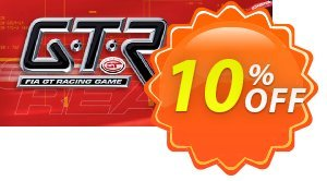 GTR FIA GT Racing Game PC discount coupon GTR FIA GT Racing Game PC Deal - GTR FIA GT Racing Game PC Exclusive Easter Sale offer for iVoicesoft