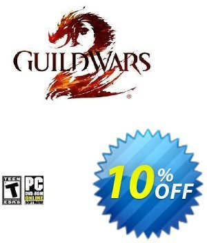 Guild Wars 2 Digital Deluxe (PC) discount coupon Guild Wars 2 Digital Deluxe (PC) Deal - Guild Wars 2 Digital Deluxe (PC) Exclusive Easter Sale offer for iVoicesoft