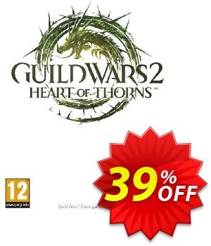 Guild Wars 2 Heart of Thorns PC 프로모션 코드 Guild Wars 2 Heart of Thorns PC Deal 프로모션: Guild Wars 2 Heart of Thorns PC Exclusive Easter Sale offer for iVoicesoft