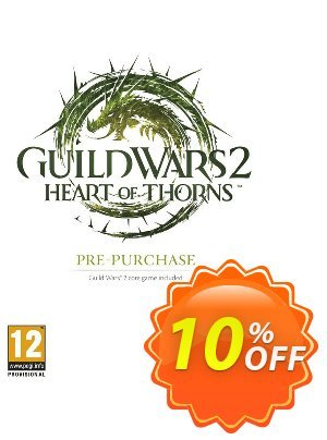 Guild Wars 2: Heart of Thorns Pre Purchase Edition PC discount coupon Guild Wars 2: Heart of Thorns Pre Purchase Edition PC Deal - Guild Wars 2: Heart of Thorns Pre Purchase Edition PC Exclusive Easter Sale offer for iVoicesoft