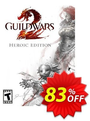 Guild Wars 2 - Heroic Edition PC discount coupon Guild Wars 2 - Heroic Edition PC Deal - Guild Wars 2 - Heroic Edition PC Exclusive Easter Sale offer for iVoicesoft
