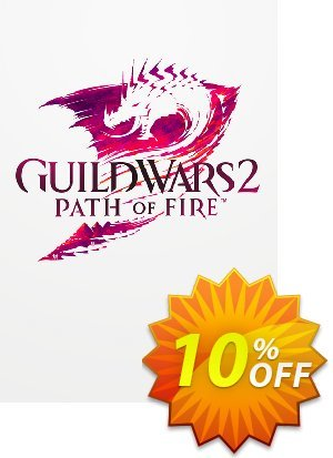 Guild Wars 2 Path of Fire Deluxe Edition PC discount coupon Guild Wars 2 Path of Fire Deluxe Edition PC Deal - Guild Wars 2 Path of Fire Deluxe Edition PC Exclusive Easter Sale offer for iVoicesoft
