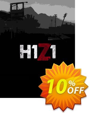 H1Z1 PC割引コード・H1Z1 PC Deal キャンペーン:H1Z1 PC Exclusive Easter Sale offer for iVoicesoft
