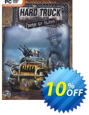 Hard Truck Apocalypse Rise of Clans (PC) discount coupon Hard Truck Apocalypse Rise of Clans (PC) Deal - Hard Truck Apocalypse Rise of Clans (PC) Exclusive Easter Sale offer for iVoicesoft