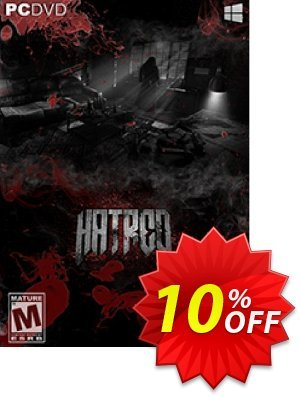 Hatred PC 프로모션 코드 Hatred PC Deal 프로모션: Hatred PC Exclusive Easter Sale offer for iVoicesoft