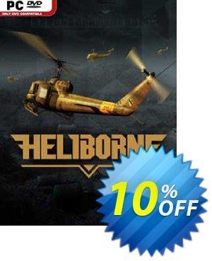Heliborne PC 프로모션 코드 Heliborne PC Deal 프로모션: Heliborne PC Exclusive Easter Sale offer for iVoicesoft