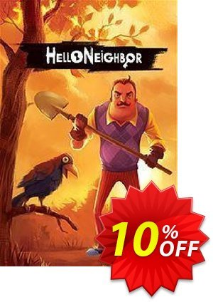 Hello Neighbor PC 프로모션 코드 Hello Neighbor PC Deal 프로모션: Hello Neighbor PC Exclusive Easter Sale offer for iVoicesoft
