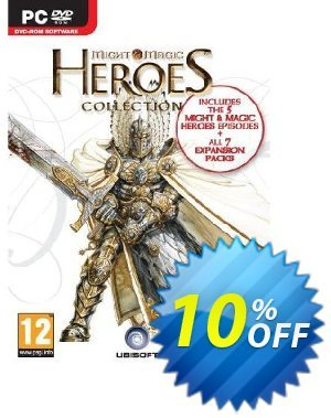 Heroes Of Might and Magic Collection (PC) 프로모션 코드 Heroes Of Might and Magic Collection (PC) Deal 프로모션: Heroes Of Might and Magic Collection (PC) Exclusive Easter Sale offer for iVoicesoft