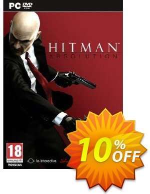 Hitman Absolution (PC) 優惠券,折扣碼 Hitman Absolution (PC) Deal,促銷代碼: Hitman Absolution (PC) Exclusive Easter Sale offer for iVoicesoft
