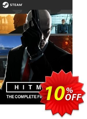 Hitman: The Complete First Season PC + DLC discount coupon Hitman: The Complete First Season PC + DLC Deal - Hitman: The Complete First Season PC + DLC Exclusive Easter Sale offer for iVoicesoft